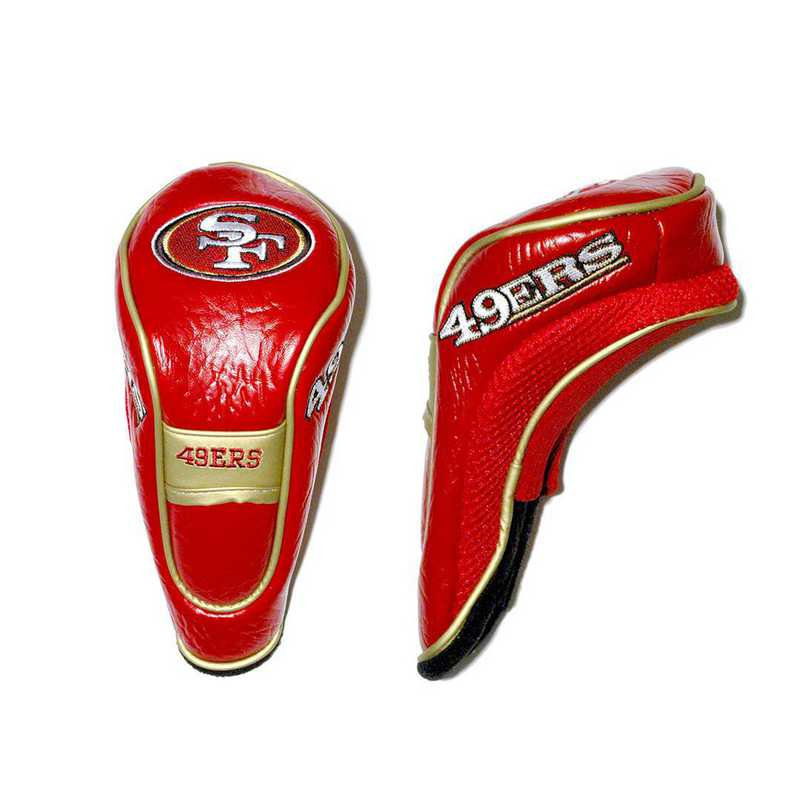 32766: Hybrid Head Cover San Francisco 49ers
