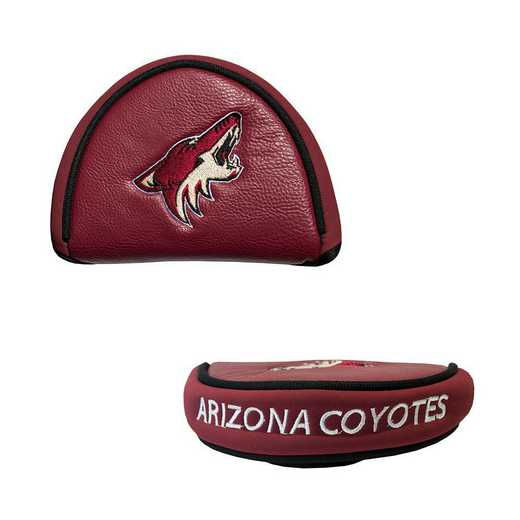 15131: Golf Mallet Putter Cover Arizona Coyotes