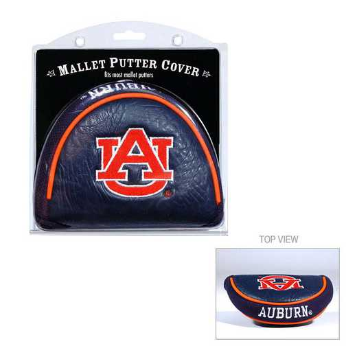 20531: Golf Mallet Putter Cover Auburn Tigers