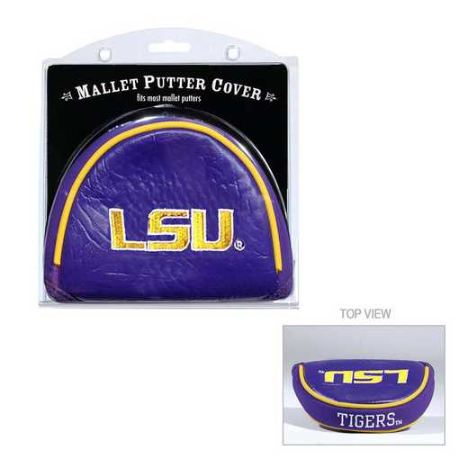 22031: Golf Mallet Putter Cover LSU Tigers