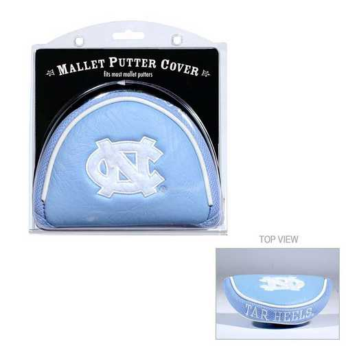 22531: Golf Mallet Putter Cover North Carolina Tar Heels
