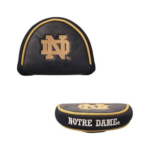 22731: Golf Mallet Putter Cover Notre Dame Fighting Irish