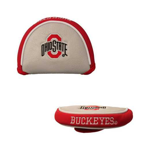 22831: Golf Mallet Putter Cover Ohio State Buckeyes
