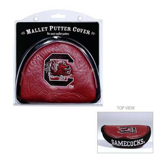 23131: Golf Mallet Putter Cover South Carolina Gamecocks