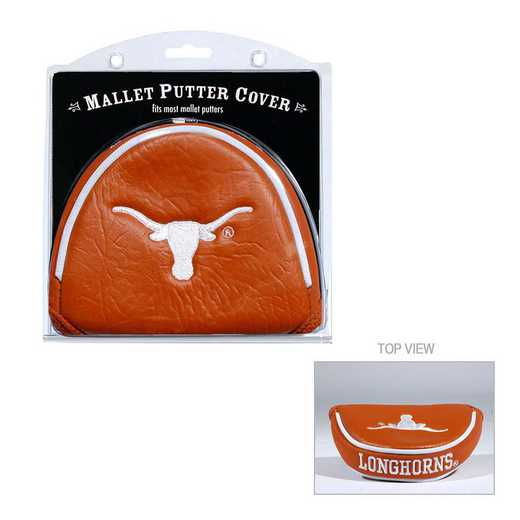 23331: Golf Mallet Putter Cover Texas Longhorns