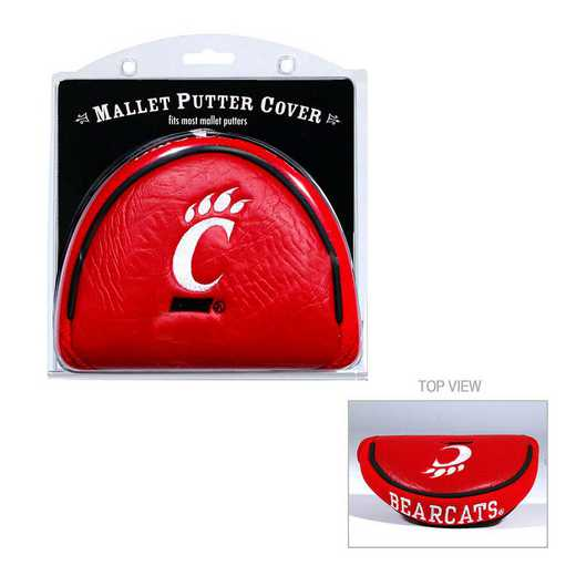 24031: Golf Mallet Putter Cover Cincinnati Bearcats