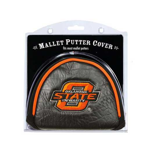 24531: Golf Mallet Putter Cover Oklahoma State Cowboys