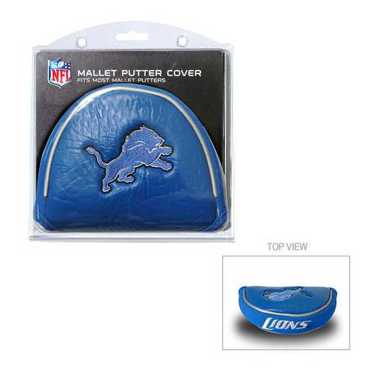 30931: Golf Mallet Putter Cover Detroit Lions