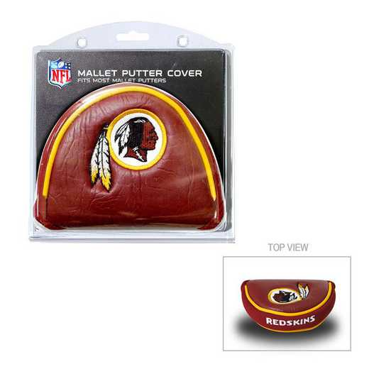 33131: Golf Mallet Putter Cover Washington Redskins