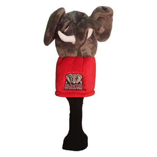 20113: Mascot Head Cover Alaabama Crimson Tide