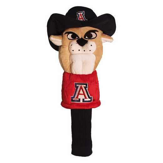 20213: Mascot Head Cover Arizona Wildcats