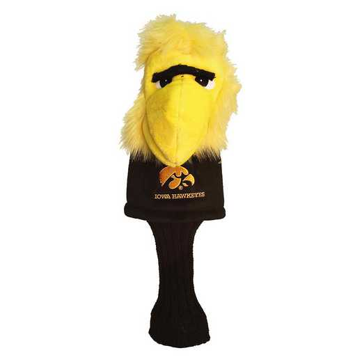 21513: Mascot Head Cover Iowa Hawkeyes