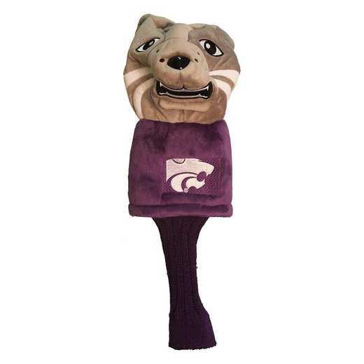 21813: Mascot Head Cover Kansas State Wildcats