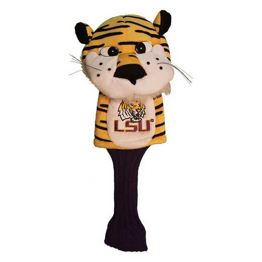 22013: Mascot Head Cover LSU Tigers