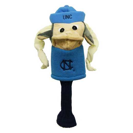 22513: Mascot Head Cover North Carolina Tar Heels