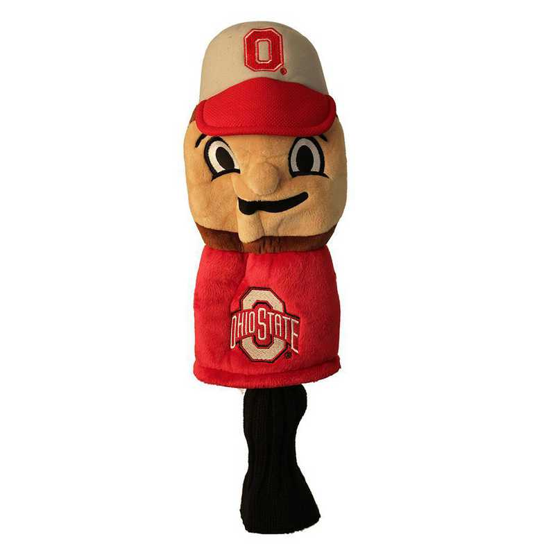 22813: Mascot Head Cover Ohio State Buckeyes