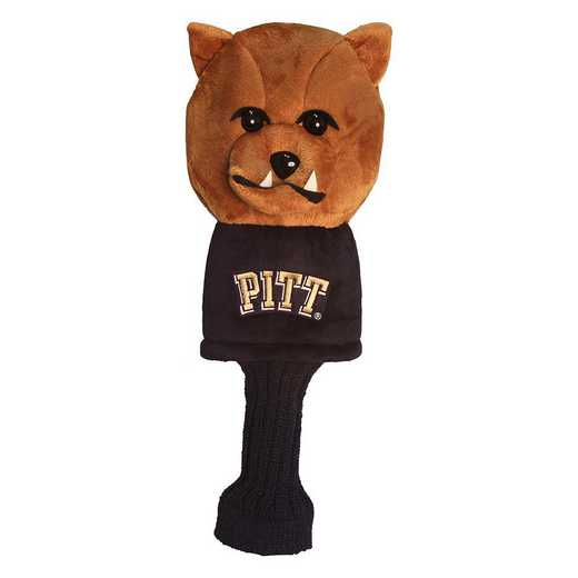 23713: Mascot Head Cover Pitt Panthers