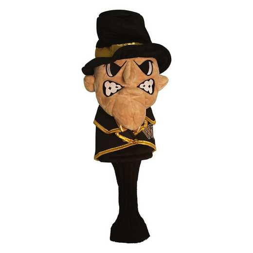 23813: Mascot Head Cover Wake Forest Demon Deacons