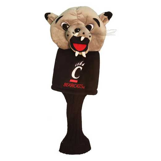 24013: Mascot Head Cover Cincinnati Bearcats