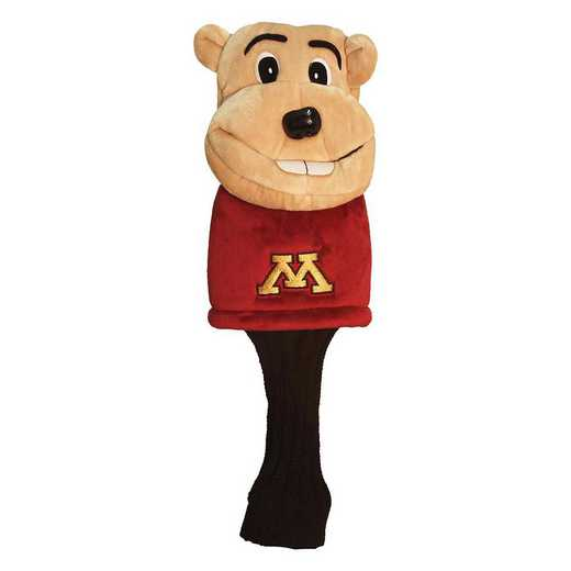24313: Mascot Head Cover Minnesota Golden Gophers