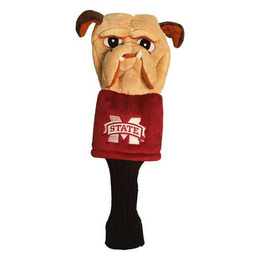 24813: Mascot Head Cover Mississippi State Bulldogs