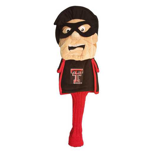 25113: Mascot Head Cover Texas Tech Red Raiders