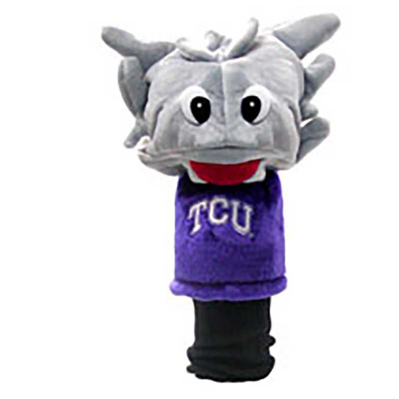 25313: Mascot Head Cover TCU Horned Frogs