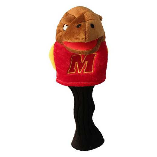 26013: Mascot Head Cover Maryland Terrapins
