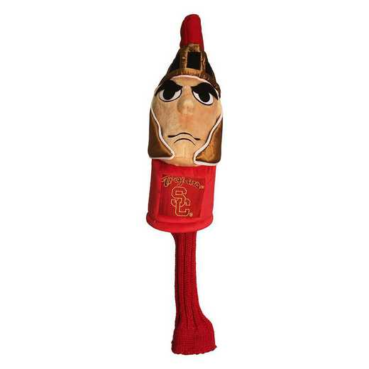 27213: Mascot Head Cover USC Trojans