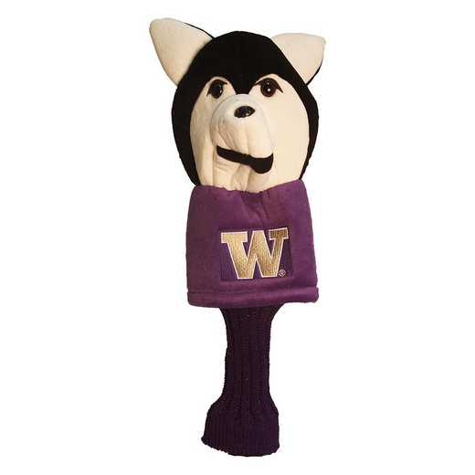 28513: Mascot Head Cover Washington Huskies