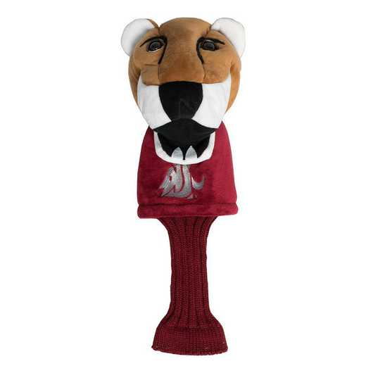 46213: Mascot Head Cover Washington State Cougars
