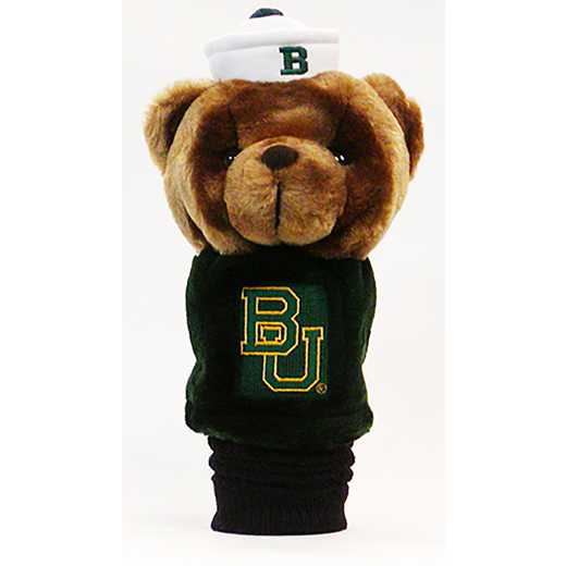 46913: Mascot Head Cover Baylor Bears