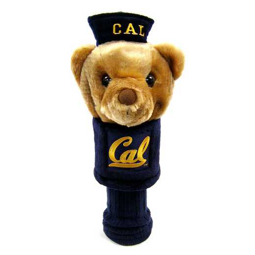 47013: Mascot Head Cover Cal Bears