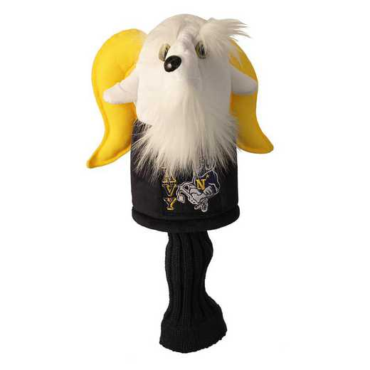 76813: Mascot Head Cover Naval Academy