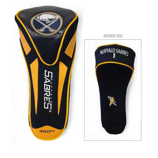 13268: Single Apex Driver Head Cover Buffalo Sabres