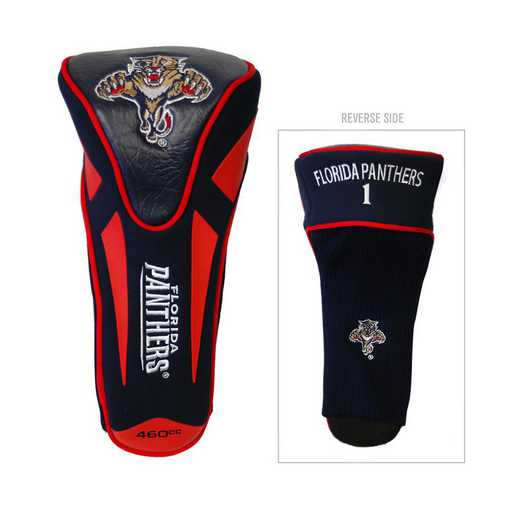14168: Single Apex Driver Head Cover Florida Panthers