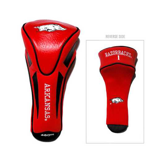 20468: Single Apex Driver Head Cover Arkansas Razorbacks