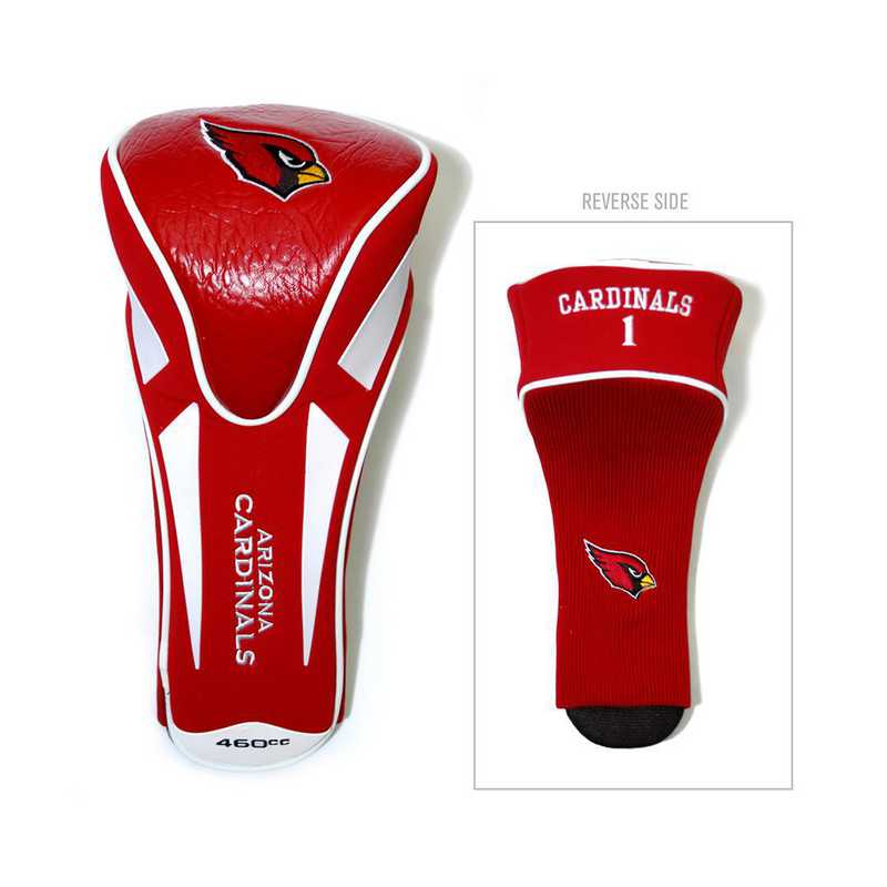30068: Single Apex Driver Head Cover Arizona Cardinals