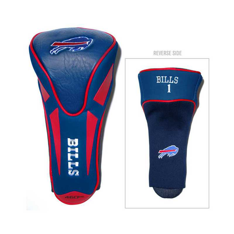 30368: Single Apex Driver Head Cover Buffalo Bills