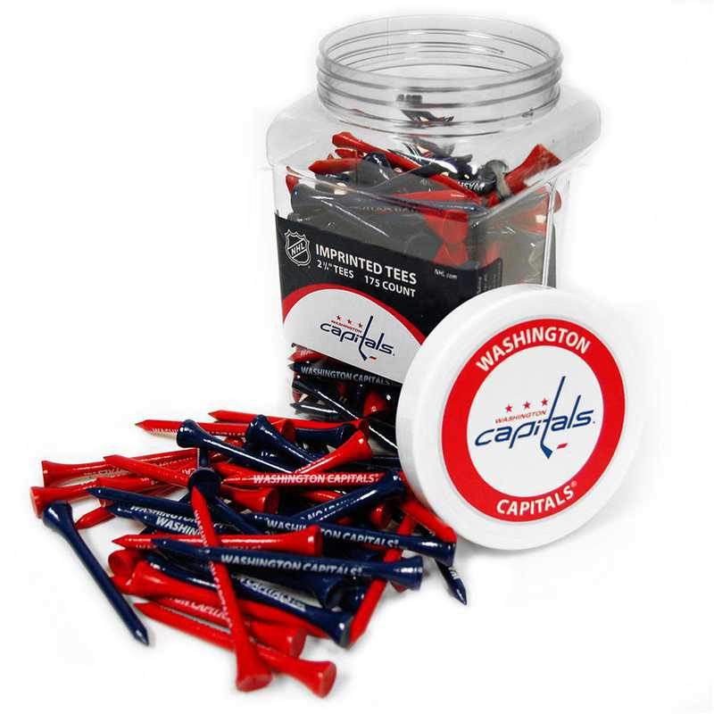 15851: WASHINGTON CAPITALS 175 TEE JAR