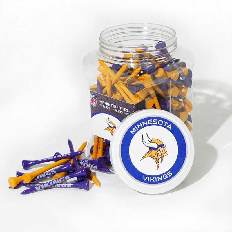 31651: MINNESOTA VIKINGS 175 TEE JAR