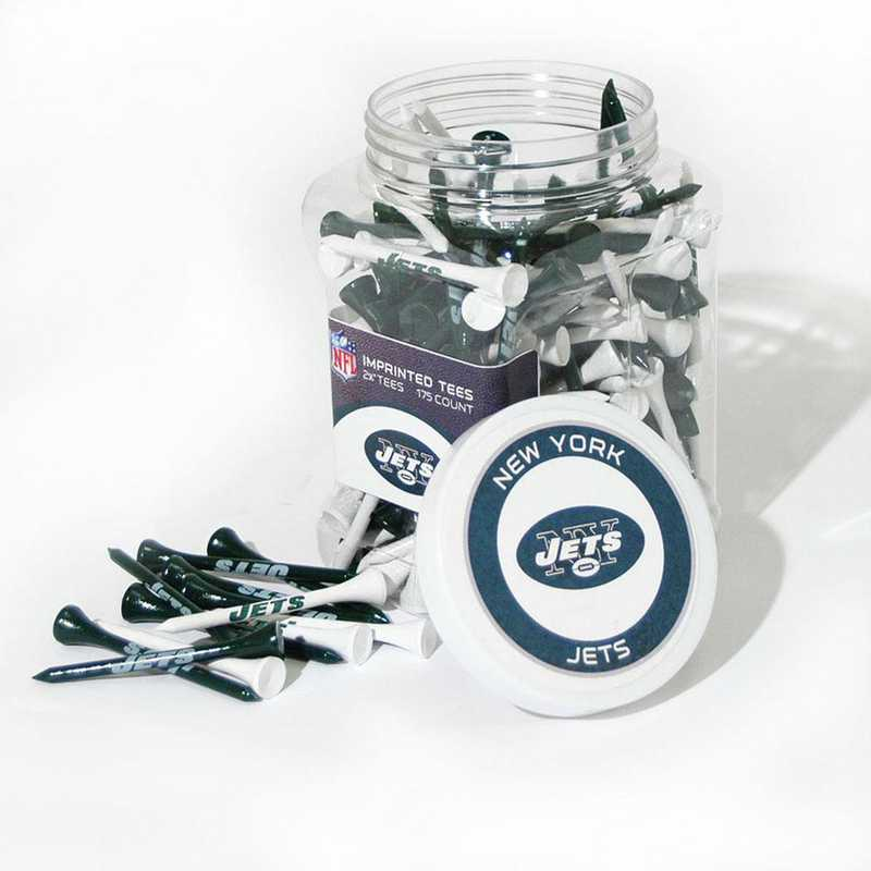32051: NEW YORK JETS 175 TEE JAR