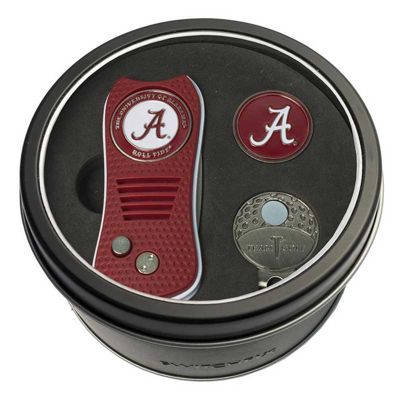 20157: Tin GtST Swchfx DVT CpClip Ball Mkr Alabama Crimson Tide
