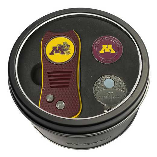 24357: Tin GtST Swchfx DVT CpClip Ball Mkr Minnesota Golden Gophers