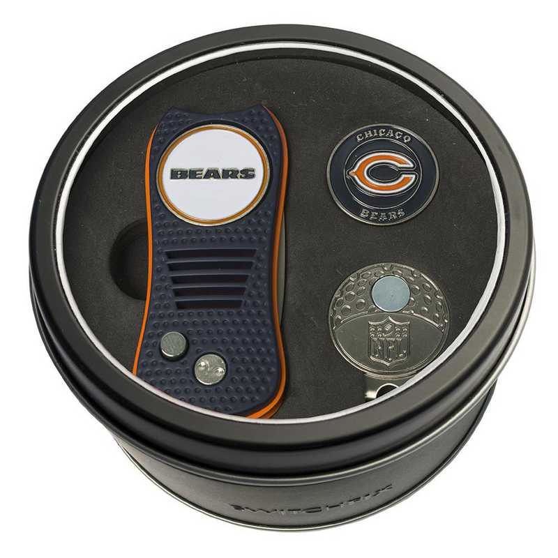 30557: Tin GtST Swchfx DVT CpClip Ball Mkr Chicago Bears