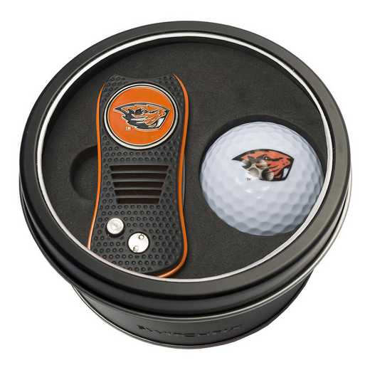 27456: Tin Gft St w/ Switchfix DVT Glf Ball Oregon State Beavers