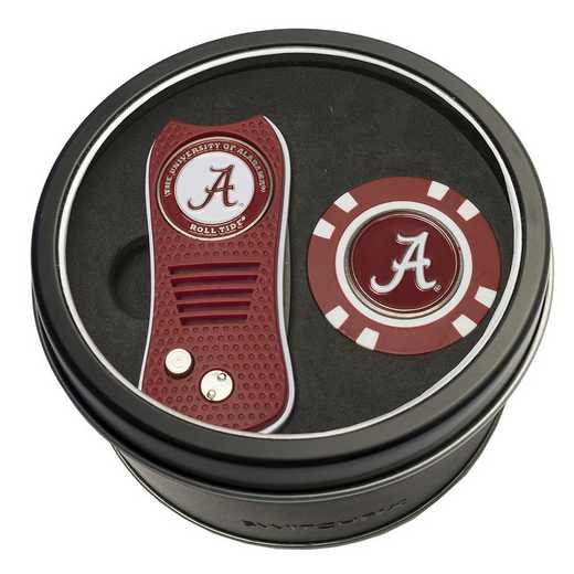 20153: Tin Gft StSwitchfix DVT Glf Chip Alabama Crimson Tide