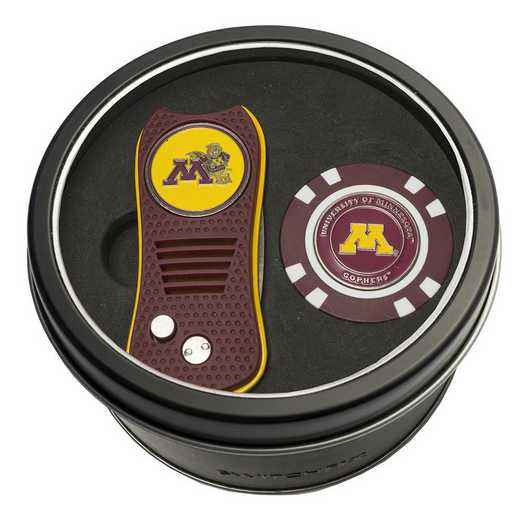 24353: Tin Gft StSwitchfix DVT Glf Chip Minnesota Golden Gophers