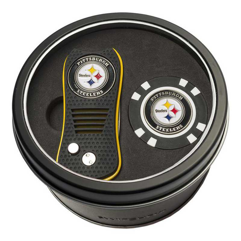 32453: Tin Gft StSwitchfix DVT Glf Chip Pittsburgh Steelers
