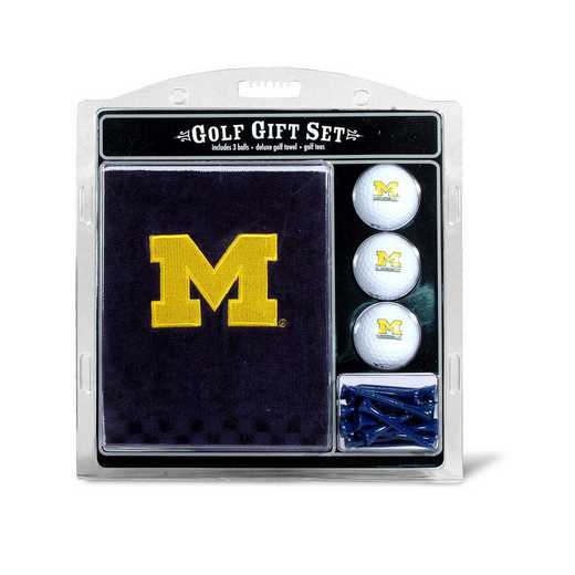 22220: Embr Golf Twl3Golf BallGolf Tee St Michigan Wolverines